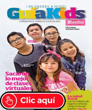 GUÍA KIDS - Diario de Morelos