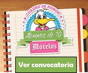 Cuadro de Honor 2019 - Niños de 10