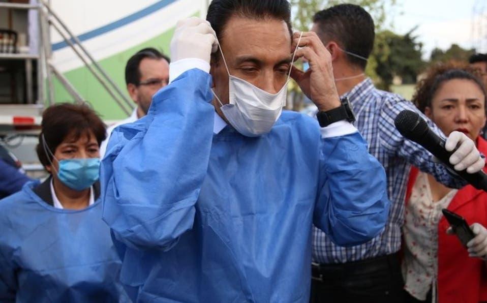 """""""Este virus está perrísimo; sentía que me moría"""": Omar Fayad"""
