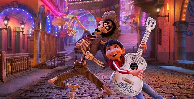 Película 'Coco' también domina la taquilla en Estados Unidos