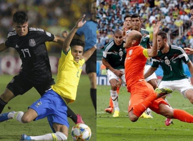 """'No Era Penal'; aficionados recuerdan """"maldición"""" por derrota de México en Mundial Sub17"""