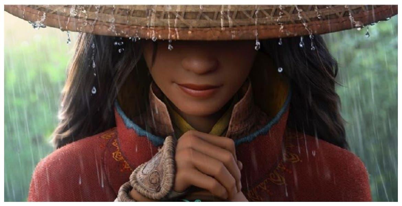 'Raya y el Último Dragón': conoce a la nueva princesa de Disney