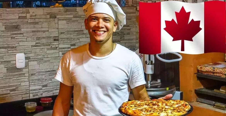 ¿Eres panadero o cocinero? Canadá te busca y te pagará hasta 34 mil pesos al mes