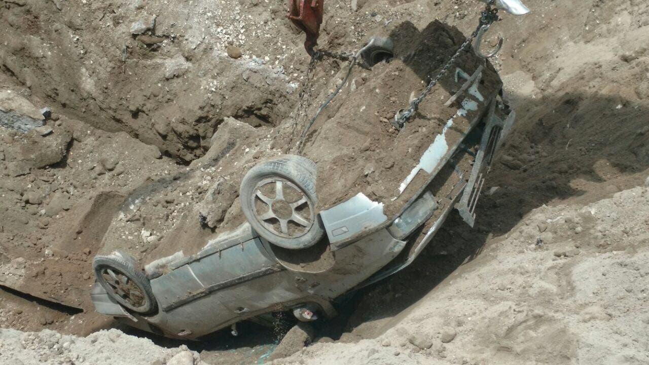 Cae el primer despido en el caso del socavón de Cuernavaca