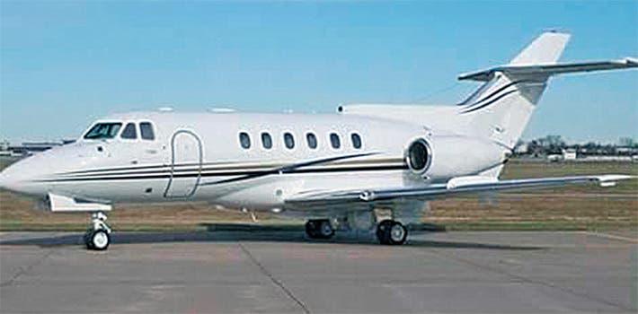 Desaparece. Un jet de pasajeros Hawker 700 de la empresa de vuelos privados ICCS fue robado del aeropuerto 'Mariano Matamoros'.
