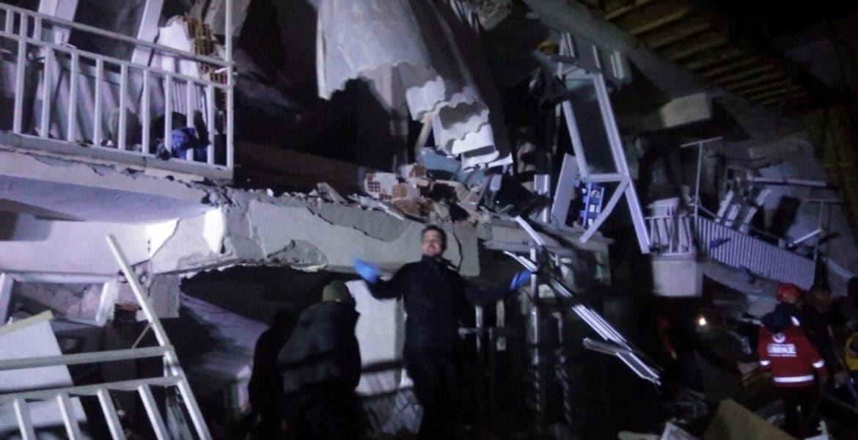 14 muertos hasta el momento por terremoto en Turquía