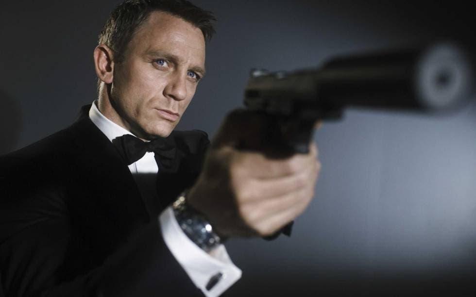 Daniel Craig interpretará a James Bond por última vez