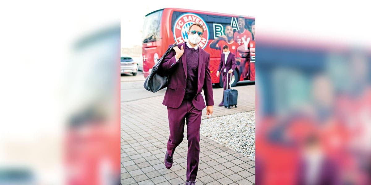 Enfrenta el Bayern a la Lazio