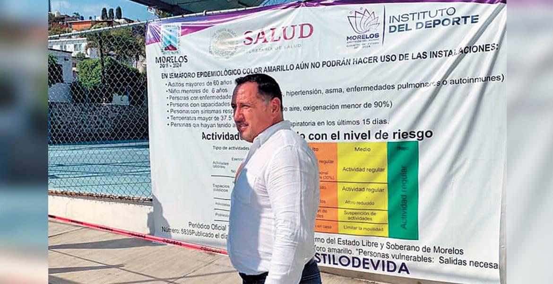 Germán Villa confía en los jóvenes