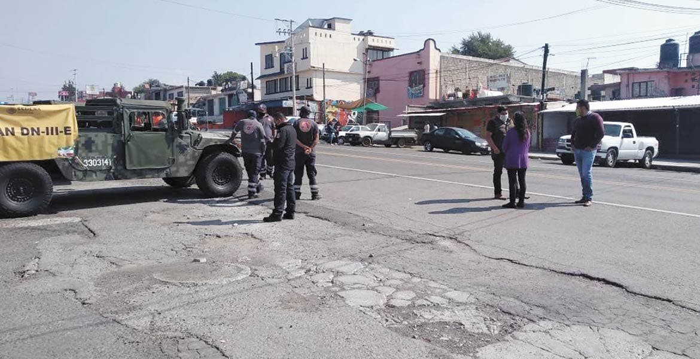 Llaman a acatar las medidas de prevención en Tres Marías, Huitzilac