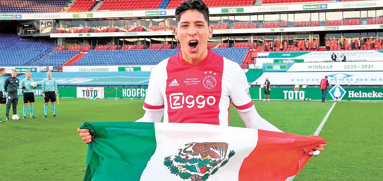 ¡Viva México! - Edson, campeón de Copa
