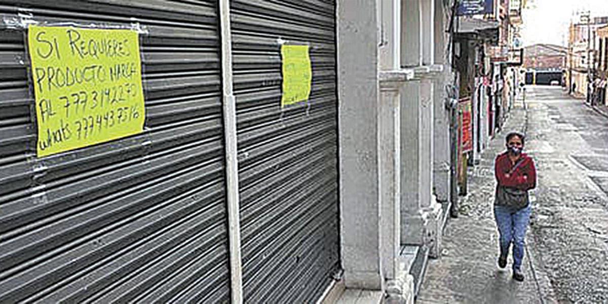 Semáforo rojo afectó economía en Morelos