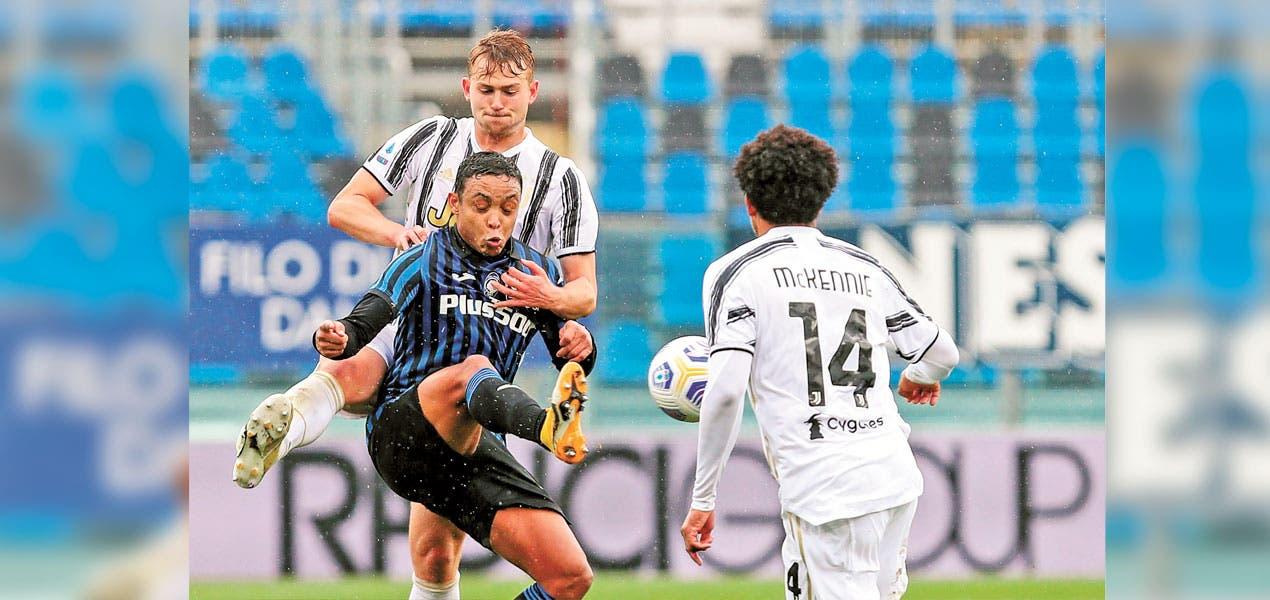 Despacha Atalanta a Juventus