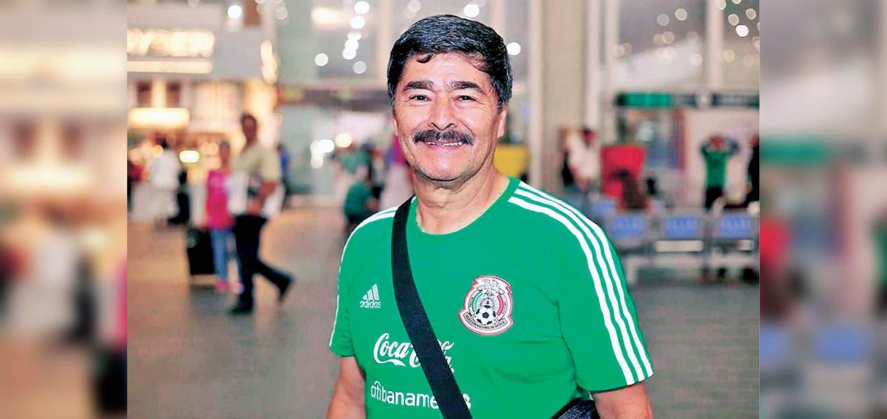 Murió Saldaña utilero de la selección mexicana