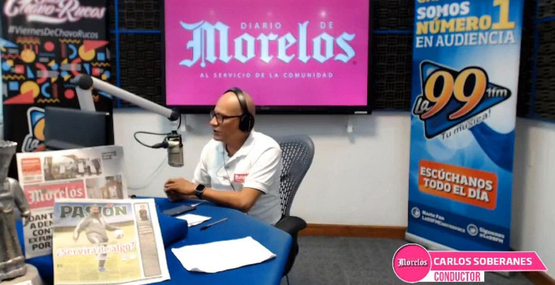 DIARIO DE MORELOS INFORMA A LA 1 PM 30 DE SEPTIEMBRE 2020