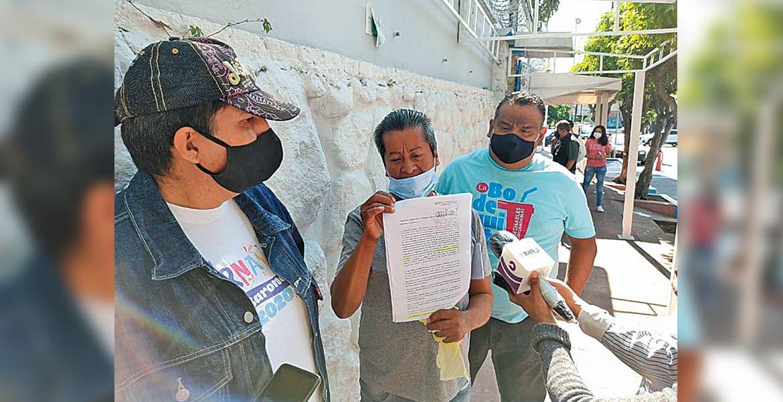 Piden habitantes a SAPAC Cuernavaca cumpla promesas
