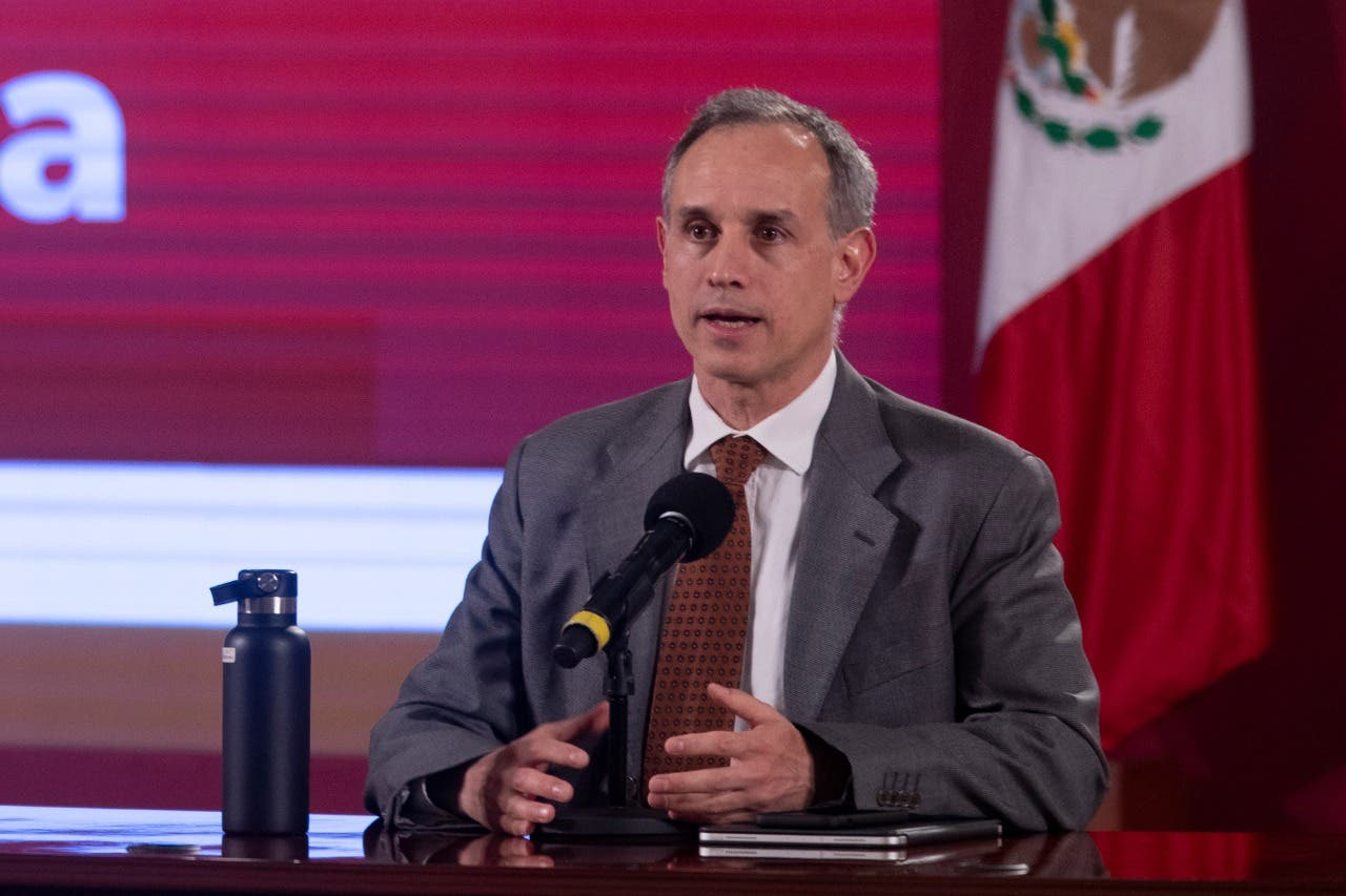 Epidemia de COVID-19 en México se extendería hasta abril de 2021: Gatell