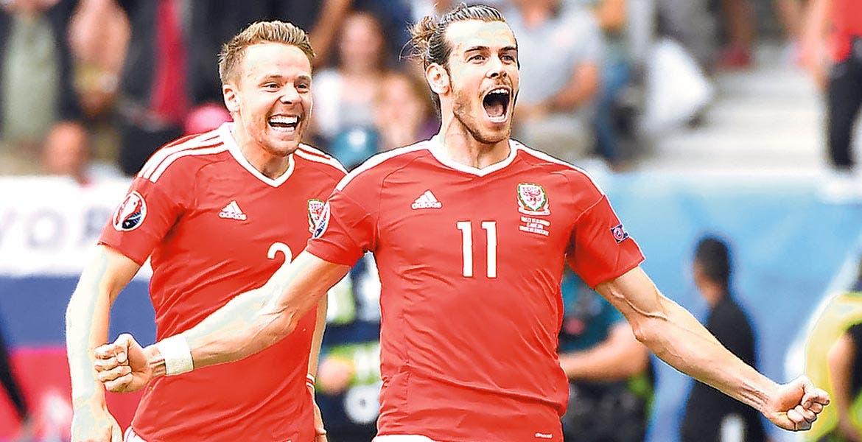 Gareth Bale. Esperanza de Gales.