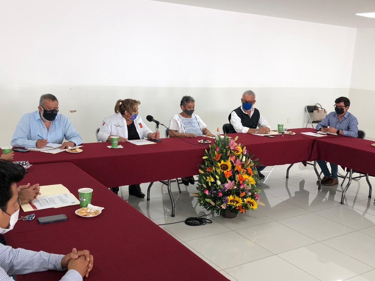 Coordinan trabajos Municipio de Cuernavaca, Congreso del Estado y Federación ante COVID-19