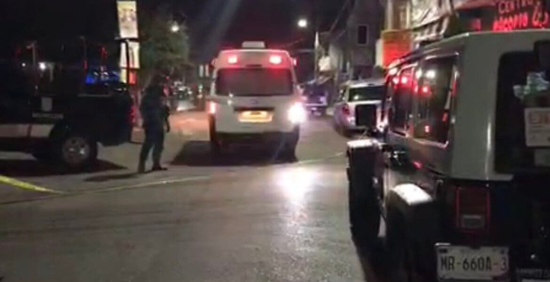 Asesinan a balazos a un hombre en Jiutepec