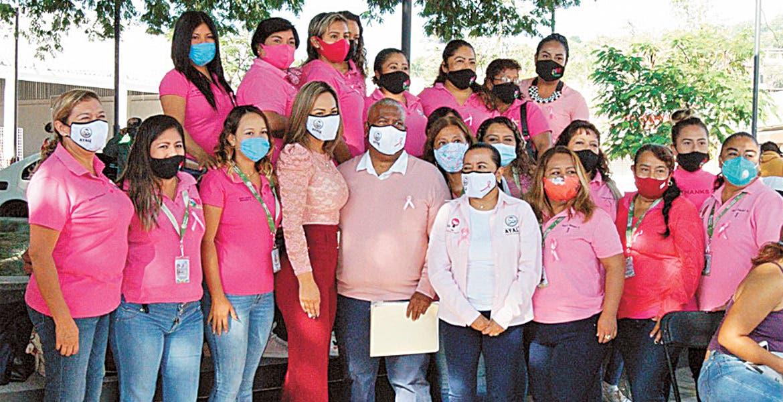 Apoyo total a mujeres en Ayala