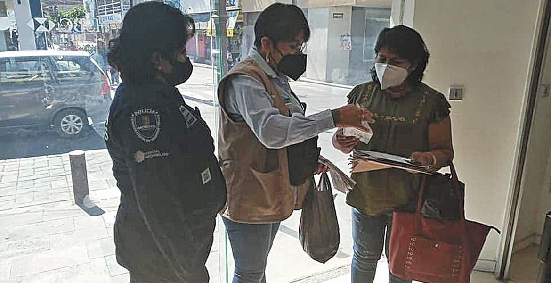 Llaman en Jojutla a tener cuidado con billetes falsos