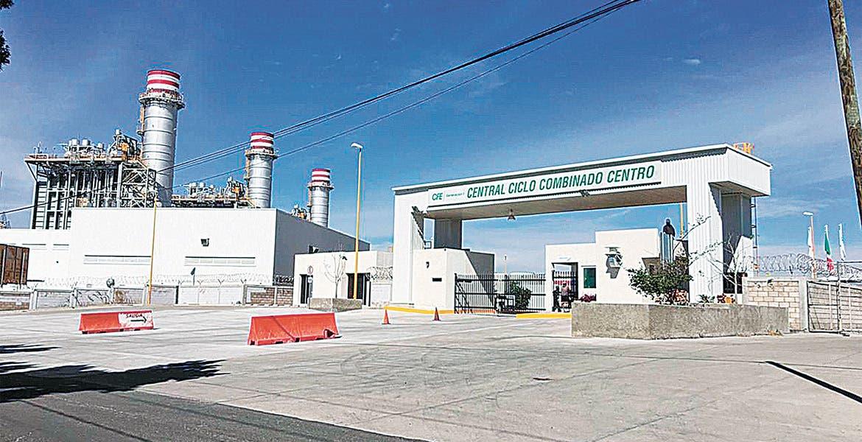 Se deslindan dos municipios de trabajos en termoeléctrica