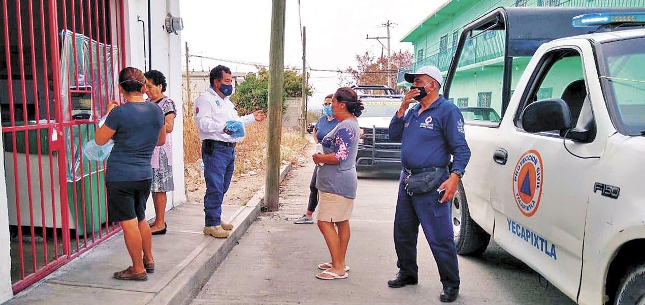 Vigila Convoy Morelos en municipios