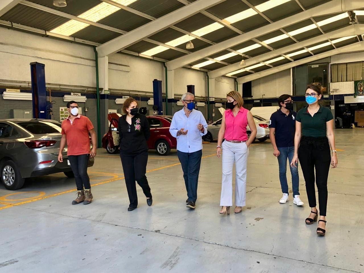 Supervisa Ayuntamiento protocolos sanitarios en distribuidores de automóviles