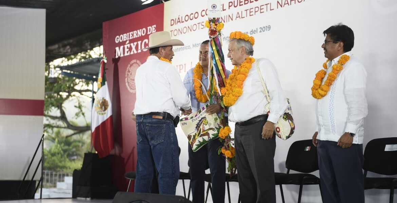 EN VIVO: Visita de Andrés Manuel López Obrador al municipio de Coatetelco
