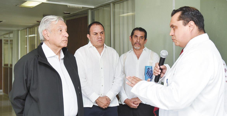Reconocen labor en Morelos frente a COVID-19