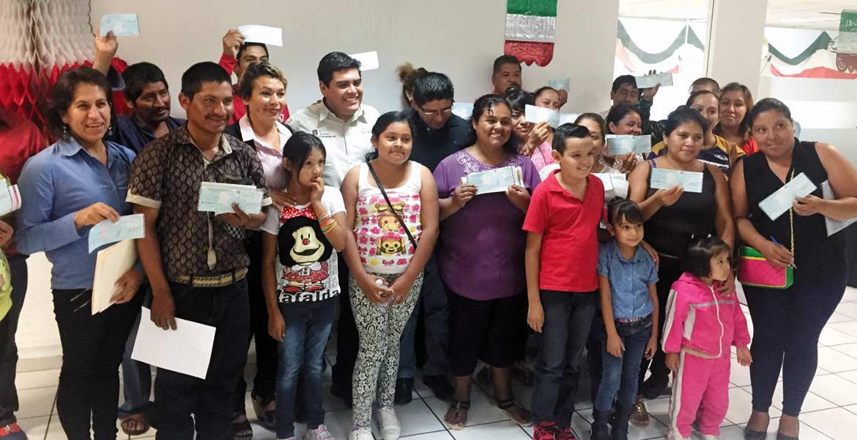 Programa. En junio pasado, 16 adultos mayores viajaron a Estados Unidos para reunirse con sus familiares.