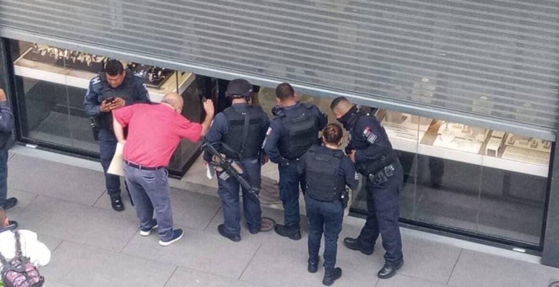 Tres asaltos de joyerías en Cuernavaca en este septiembre