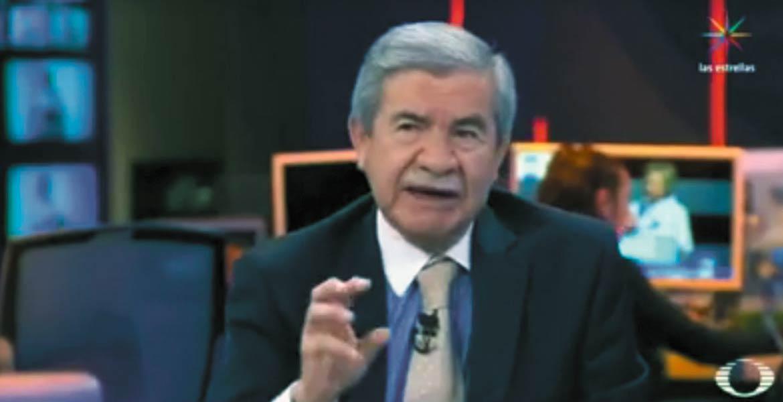 Entrevista. En un noticiero matutino, el titular de la ASF, Juan Manuel Portal Martínez ratificó que existen denuncias en la PGR contra la UAEM por un presunto desvío de 430 millones de pesos.