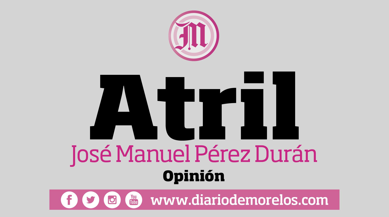 Atril: Abecedario preelectoral