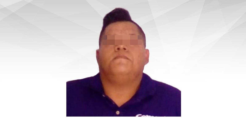 Abusó sexualmente de una niña de 2 años en Puente de Ixtla; ya está detenido