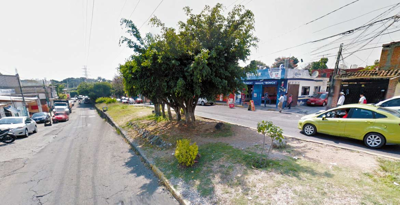 Ruiz Cortines. Realizadores del proyecto estiman que con siete millones de pesos se pueda habilitar el camellón para uso común.