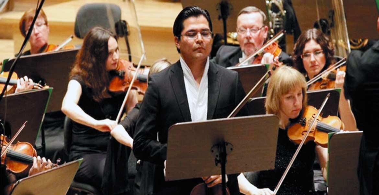 Orgullo morelense. Adolfo Alejo ha llevado el nombre de Morelos a diversos países de Europa y se presentará el mes que viene en la mítica sala de conciertos de Cámara de la Filarmónica de Berlín.