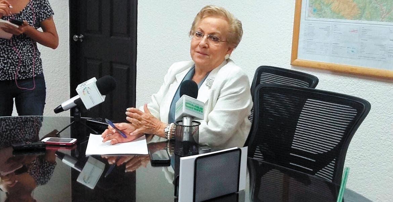 Esfuerzos. Adriana Flores Garza dijo que a pesar de que los trabajadores homologados son federalizados, el Gobernador Graco Ramírez gestionó recursos para cumplir con sus prestaciones.
