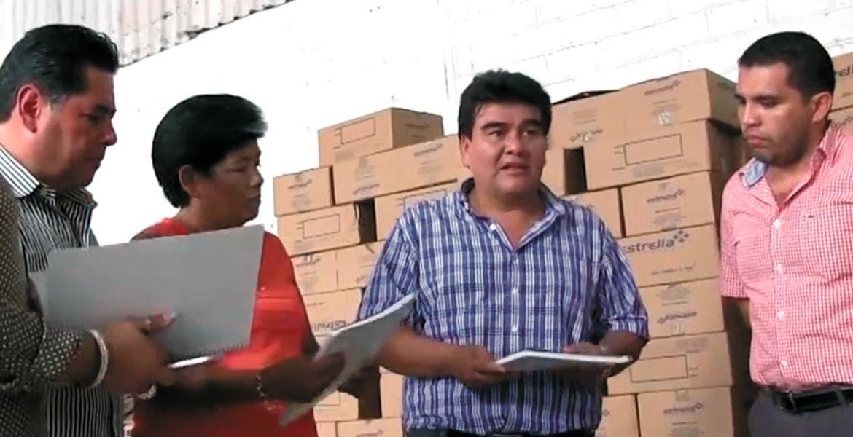 Programa. José Manuel Agüero Tovar anunció que se amplió la cobertura del programa de entrega de útiles para beneficiar a más estudiantes de Jiutepec.