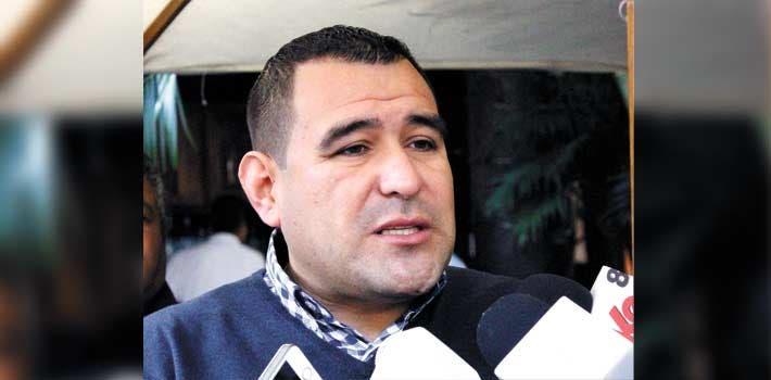 Agustín Alonso Gutiérrez, alcalde de Yautepec