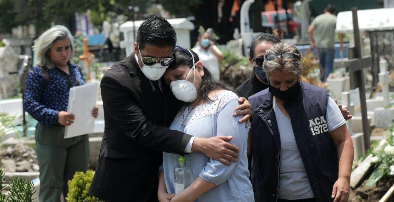 Al día de hoy hay un total de éstas 52,006 muertes en México por COVID-19