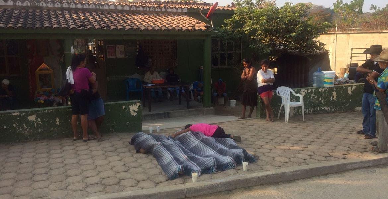 Balaceras entre policías y civiles dejan 11 occisos en Guerrero