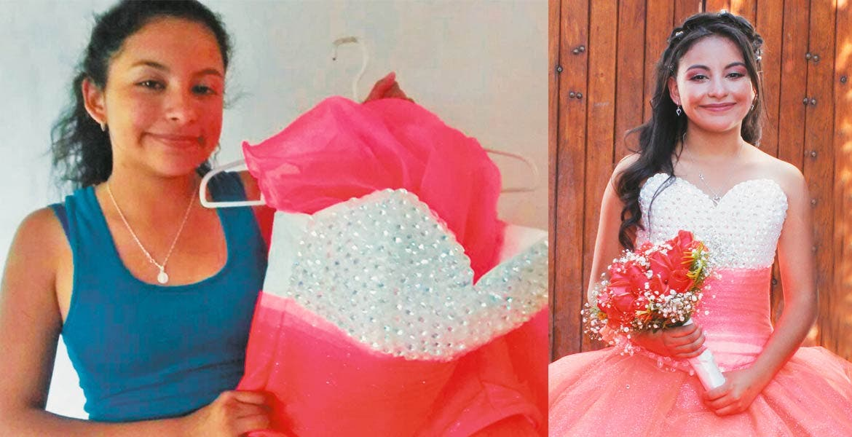 Para poder ganar el vestido, comunicarse vía e-mail con Alejandra: af6705373@gmail.com