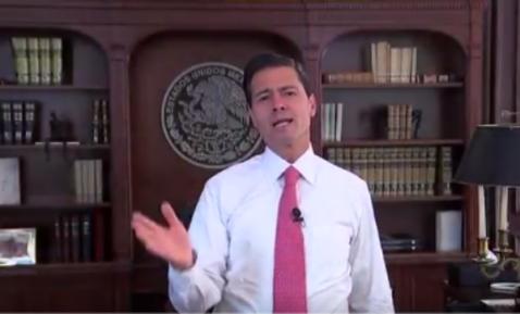 Instruye Peña Nieto diseñar ley que armonice políticas sobre cuidado de biodiversidad