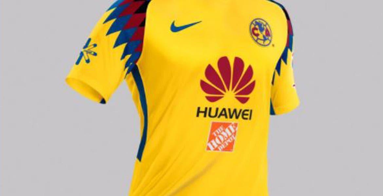 Presentan tercer uniforme para Clausura 2018 — AMÉRICA