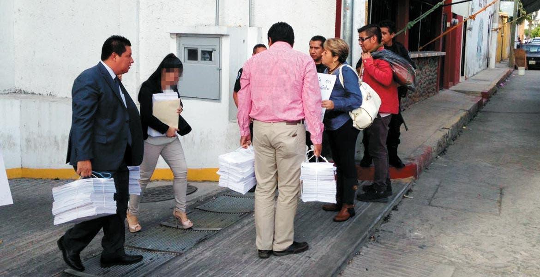 Alarga proceso. La ex directora de Servicios Periciales consiguió un amparo de un Juez de Distrito de Guerrero, por el caso Tetelcingo.