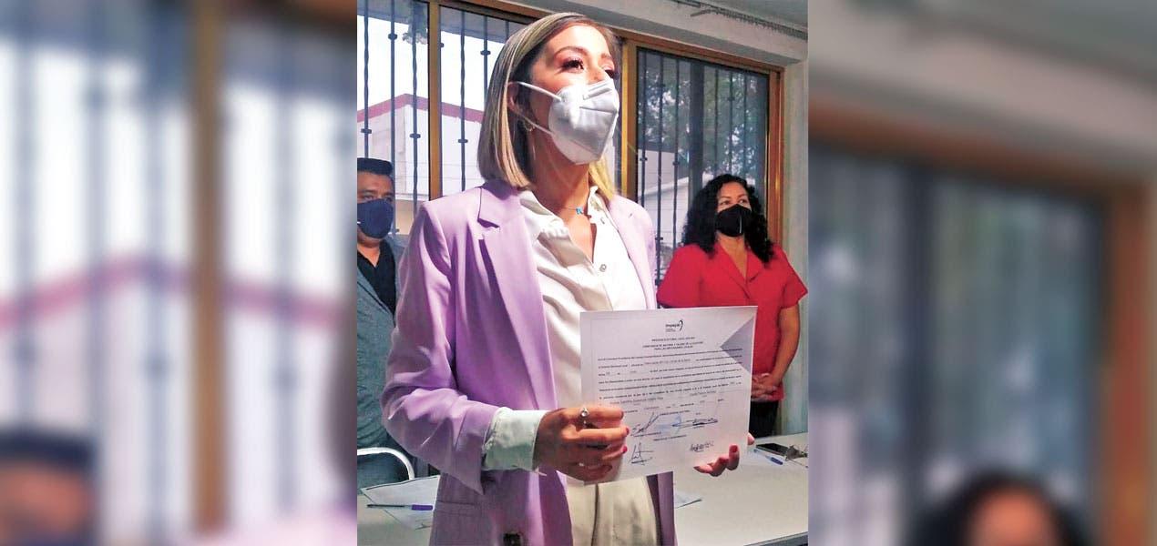 Confirman triunfo para Andrea Gordillo como diputada local por Distrito 1 y para Ángel Adame en el Dto.2 Cuernavaca