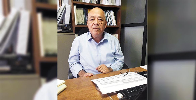 Andrés Espinoza. titular del área de Programación del IEBEM.