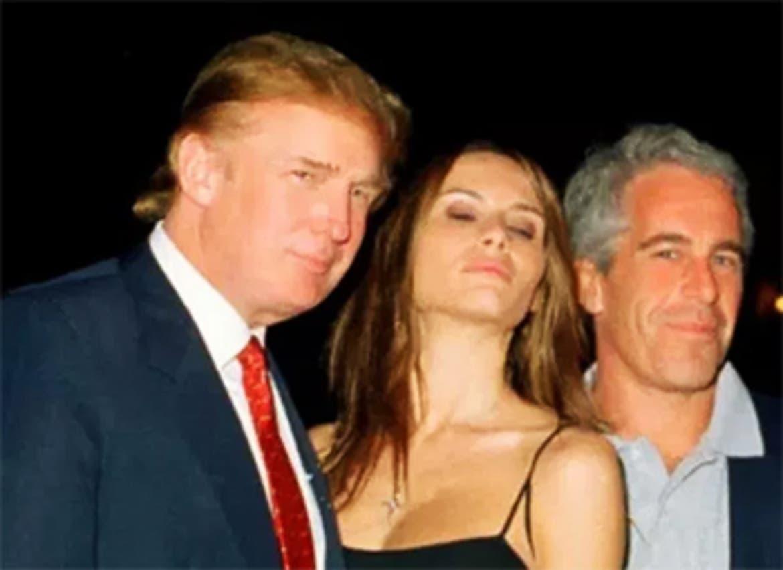 Anonymus expone a Trump, Naomi Campbell entre otro como parte de una red de tráfico sexual